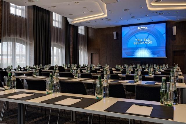 Radisson Blu Old Mill Hotel Belgrade - Meeting Room