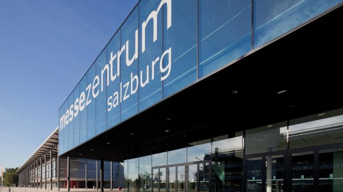Messezentrum Salzburg, Photo by Salzburg.info