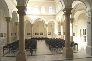 Atrijum muzeja Mimara