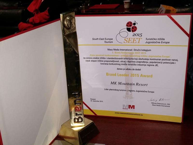 Brand Lider Award