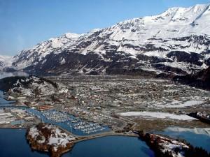 Najsnezniji morski grad - Snowiest Seaside Town