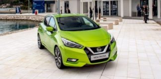 New Nissan Micra European Promotion Dubrovnik