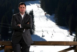 Nikola Avram, General Manager, MK Mountain Resort