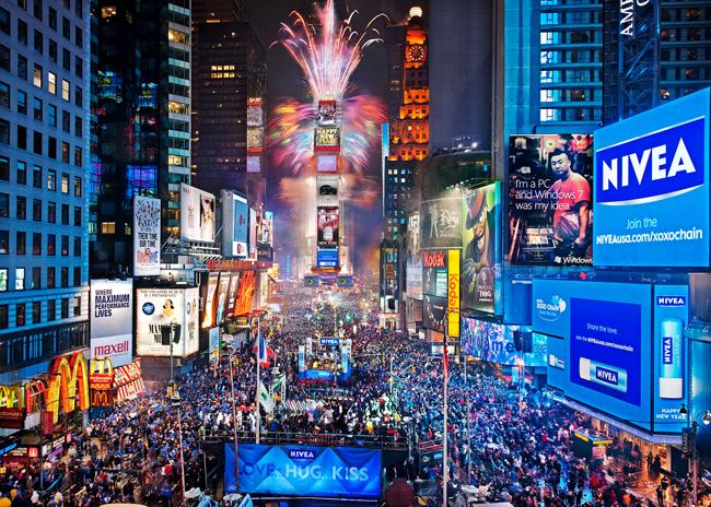 Nova godina Njujork