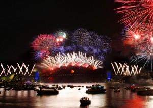 Nova godina Sidnej