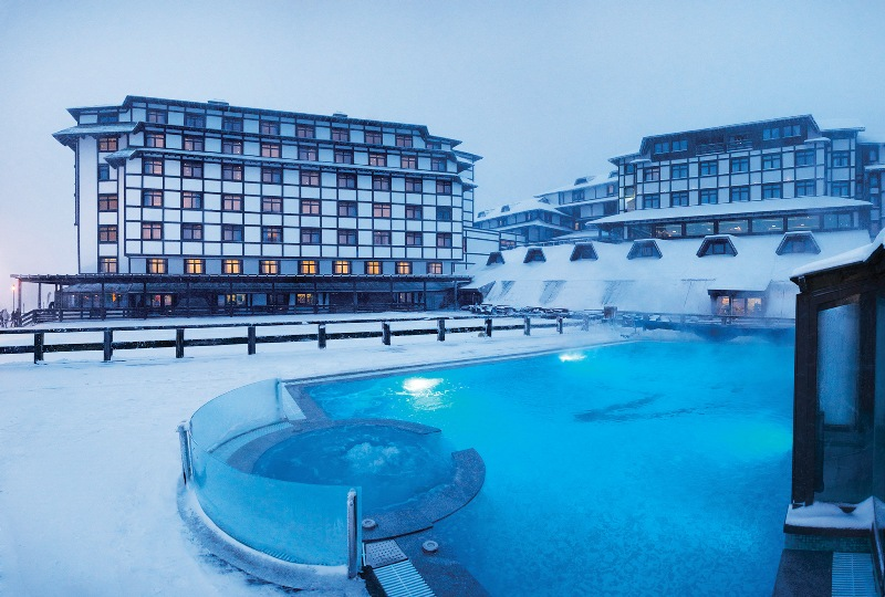 Hotel Grand - novi blok