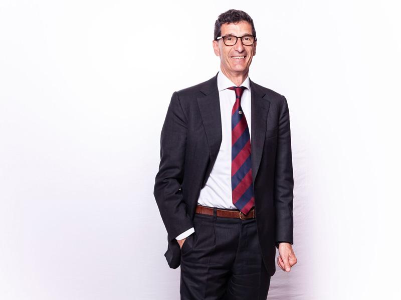 Onorio Rebecchini, Photo: Stefano Gruppo