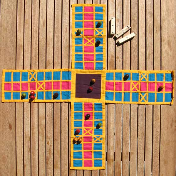 Pachisi, By Micha L