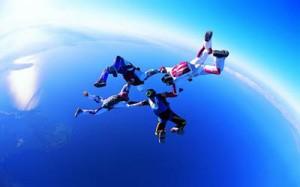 Parachuting Nikšić