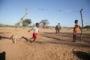 Tzaneen Street football, Polokwane - South Africa