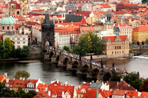 Prague - Charles-Bridge
