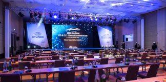 Hyundai dealer convention u Radisson Blu Resort & Spa , Dubrovački vrtovi sunca