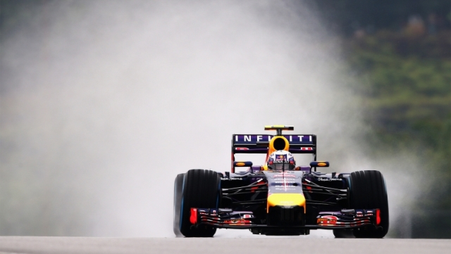 Formula 1 - race car