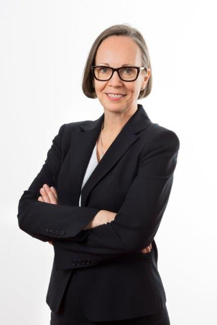 Laura Raitio, potpredsednica Organizacionog komiteta