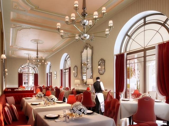 Regent Porto Montenegro - Restoran