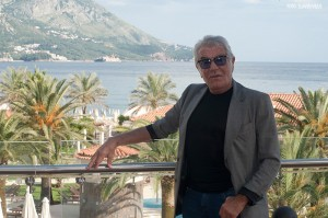 Roberto Cavalli in Splendid hotel