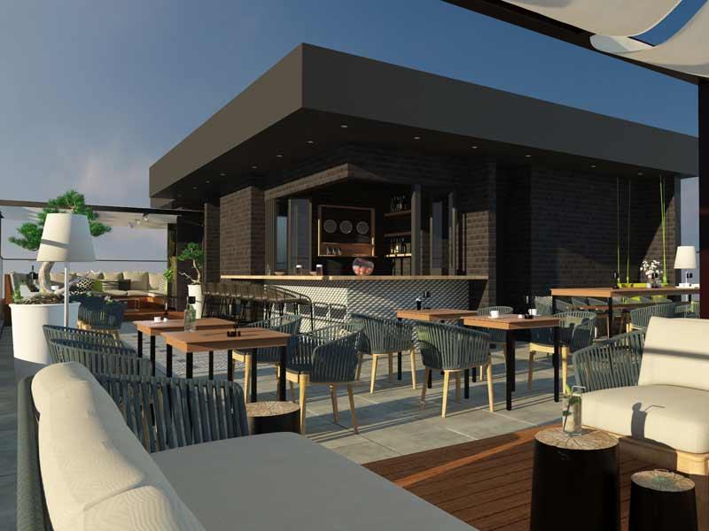 Belgrade S Heritage Hotel To Open Rooftop Restaurant See Business