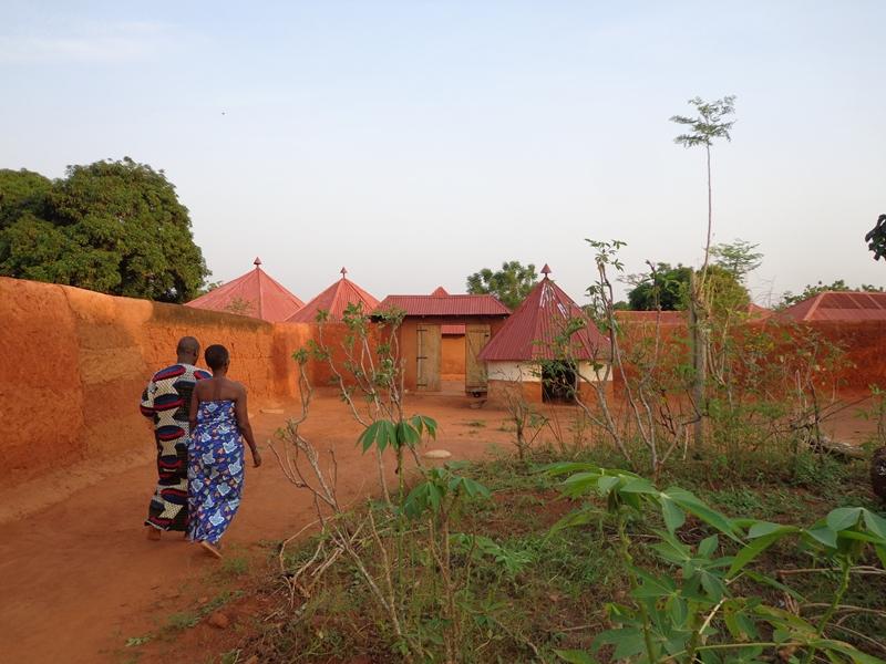 Kraljevska palata Abomej u Beninu