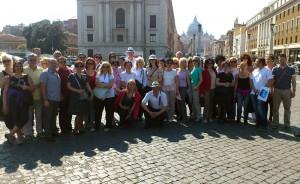 S.A.B. International - Kongres u Rimu 03