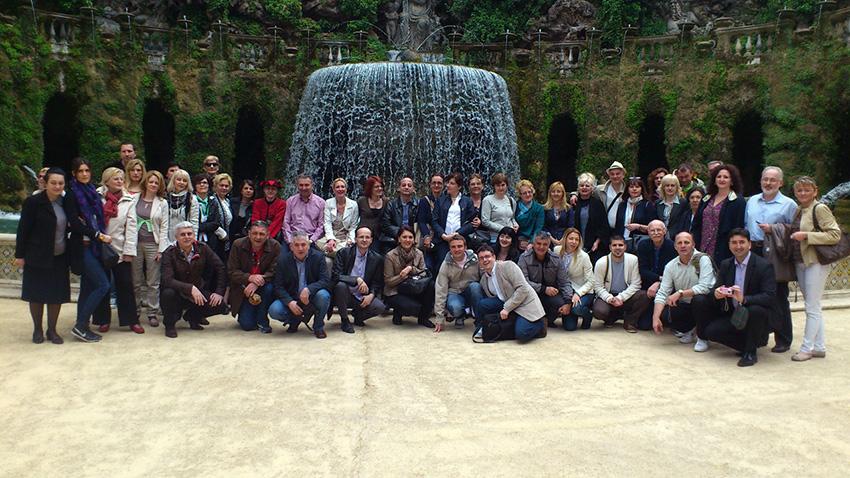 S.A.B. International - Kongres u Rimu