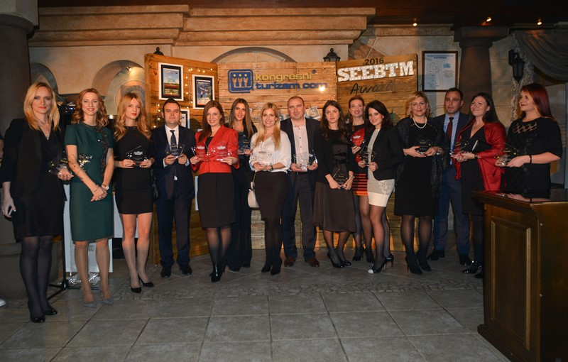 Dobitnici SEEbtm Awards 2016