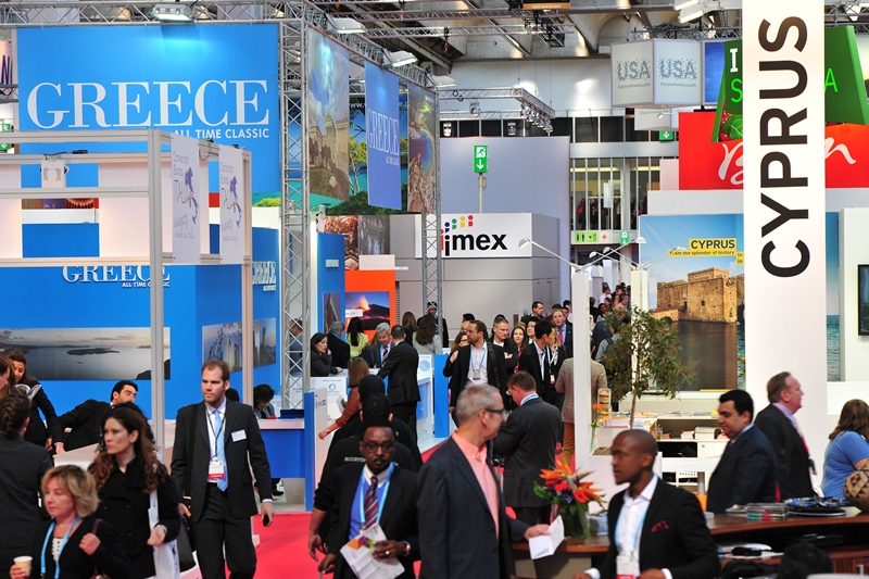 Show floor at IMEX Frankfurt