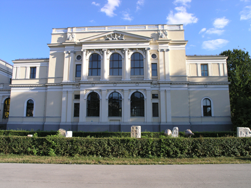 The National Museum of Bosnia and Herzegovina
