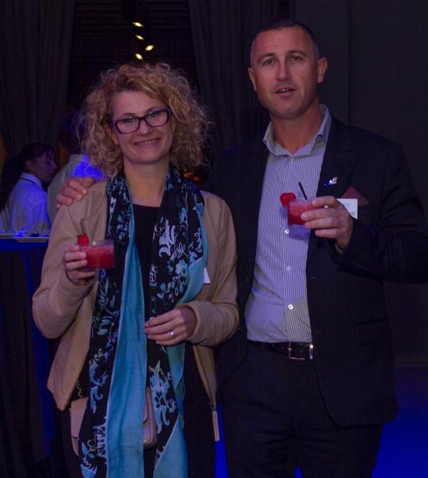 Snežana Vejnović Talas-M DMC i Daniel Marušić DT Croatia