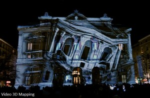 Video 3D Mapping