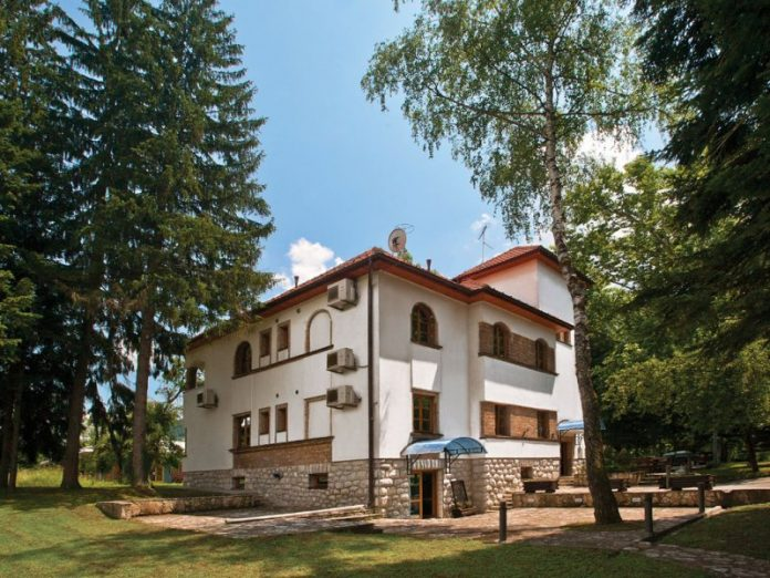 Vila Drina Perućac