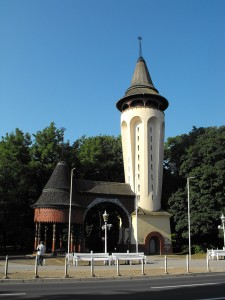 Subotica - Water tower
