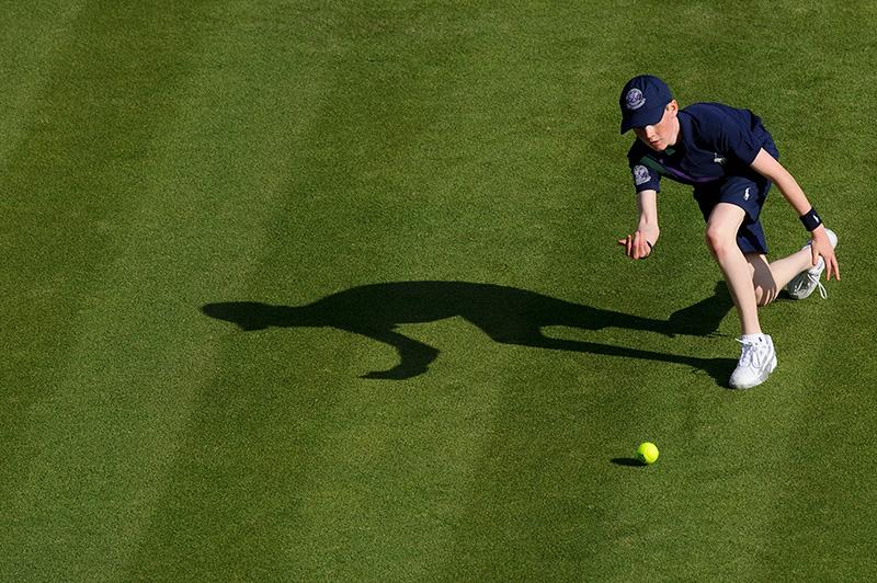 Wimbledon Ball-boy