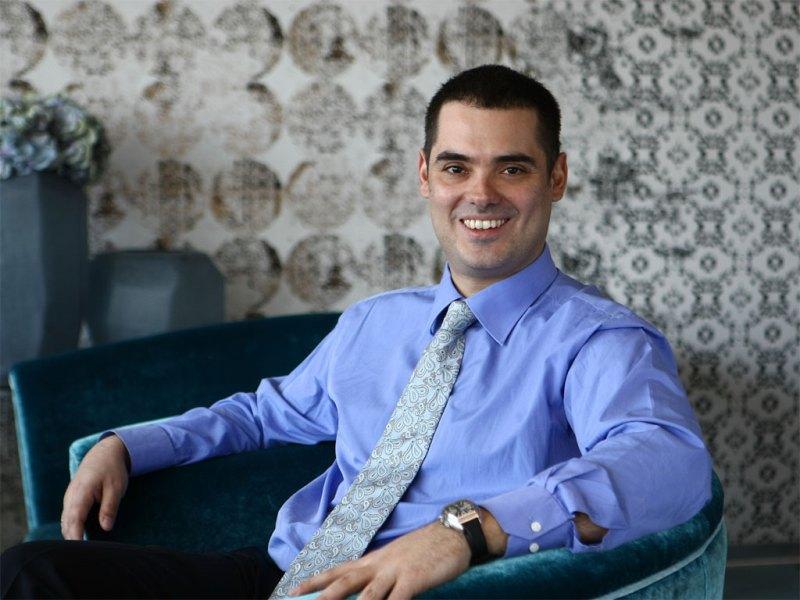 Aleksandar Vasilijević, generalni menadžer Falkensteiner Hotela Belgrade