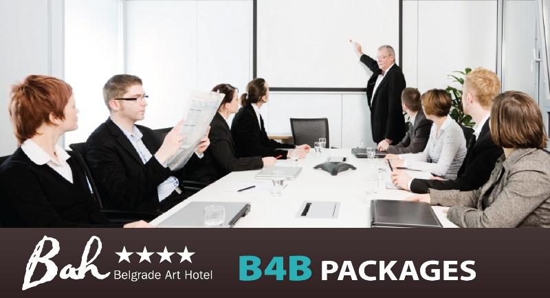 B2B paketi Belgrade Art Hotela