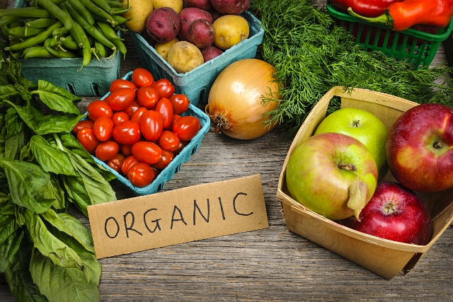 bigstock-Organic-Market-Fruits-And-Vege-55448555