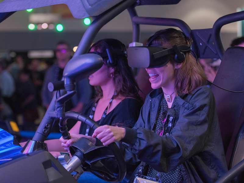 Virtualna vožnja