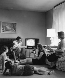 Crno-beli TV