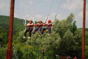 Adrenalin parkovi - Džinovka ljuljaška
