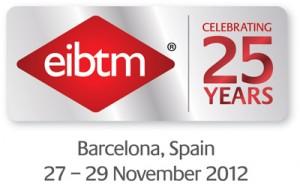 EIBTM 25 years logo