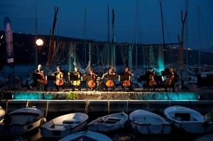 Purpur - koncert violončela u Voloskom