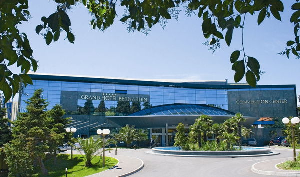 Grand hotel Bernardin, Portoroz