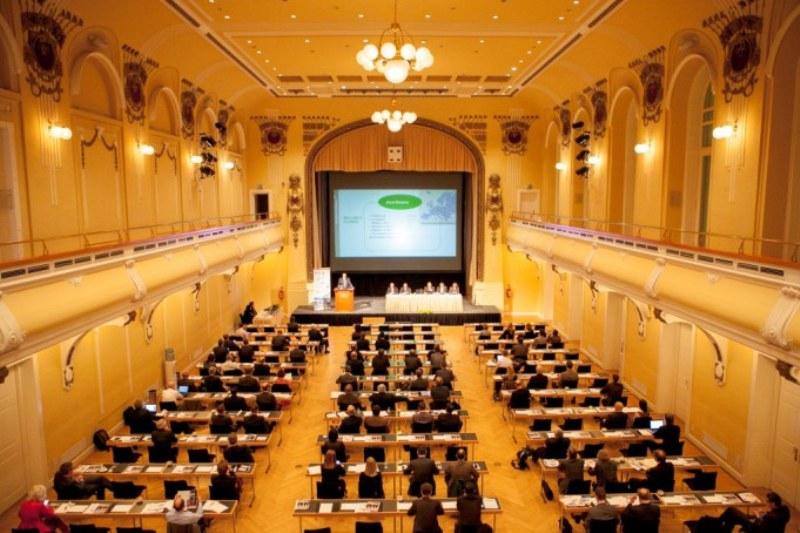 Konferencijski centar, Grand Hotel Union