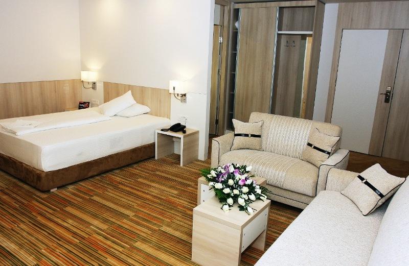 Hotel Hollywood - room