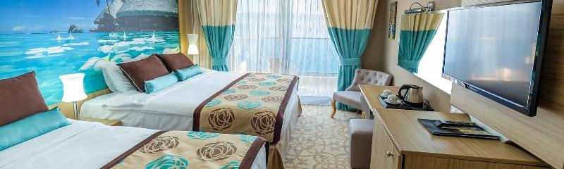 Soba u hotelu Izgrev