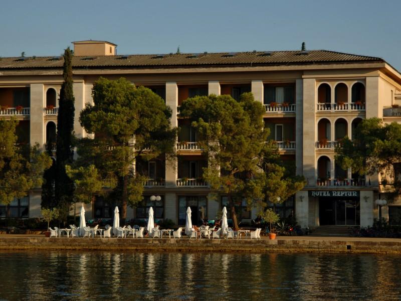 National Park Brijuni- Hotel Reptar