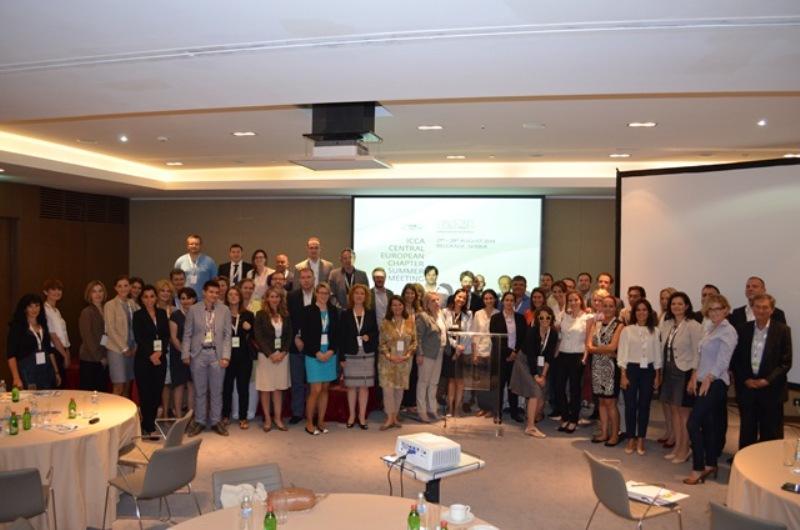 ICCA CEC 2014