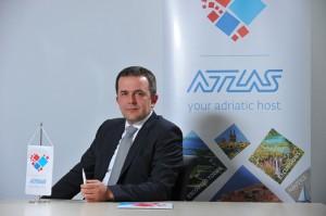Ivan Gadže, predsjednik Uprave adriatica.net Grupe i Atlasa
