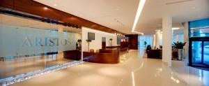 Kongresna recepcija - Hotel Aristos