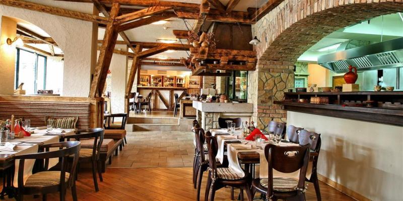 Zlatibor MONA Hotel - restaurant