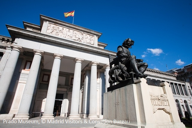 Prado Museum, © Madrid Visitors & Convention Bureau